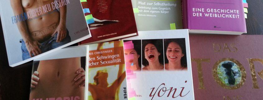 Bücher für den Vortrag Ilona Tamas Wiesbaden