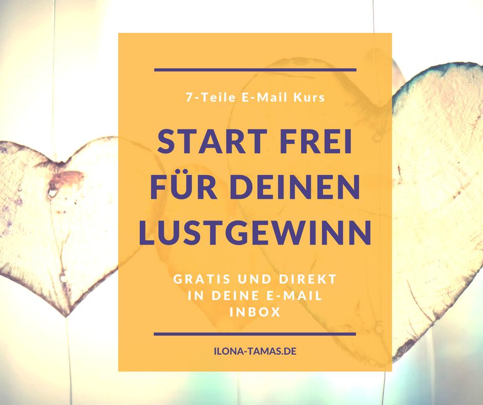 7 Teile E-Mail Kurs gratis