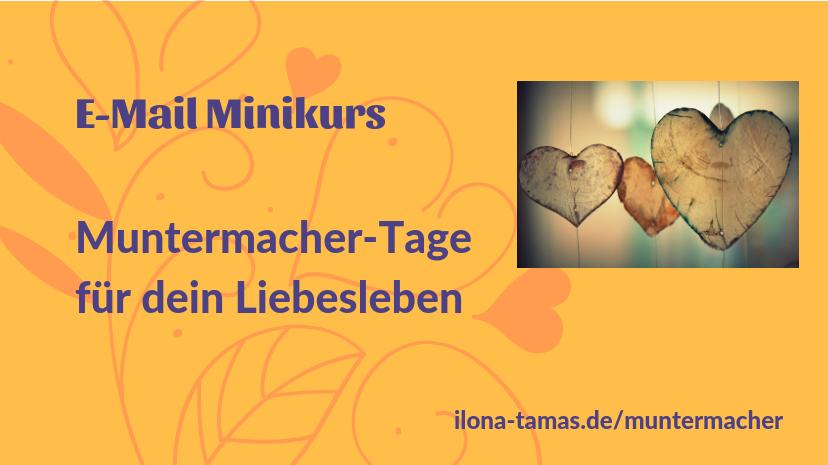 Icon Minikurs 5 Muntermachertage für dein Liebesleben