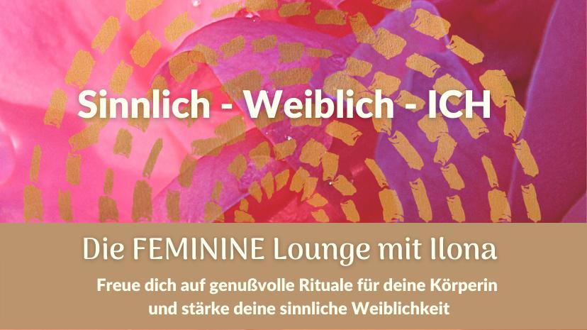 Feminine Lounge mit Ilona