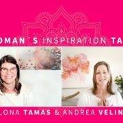 Ilona Tamas im Interview mit Andrea Velina