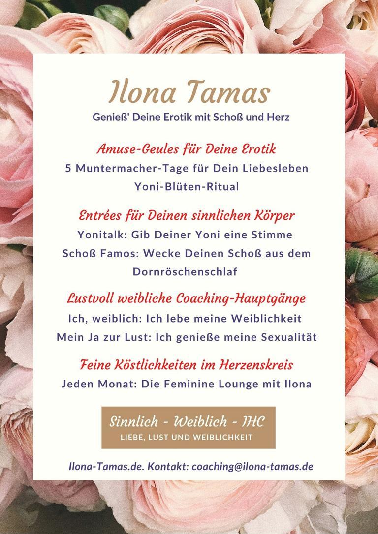 Angebote Ilona Tamas